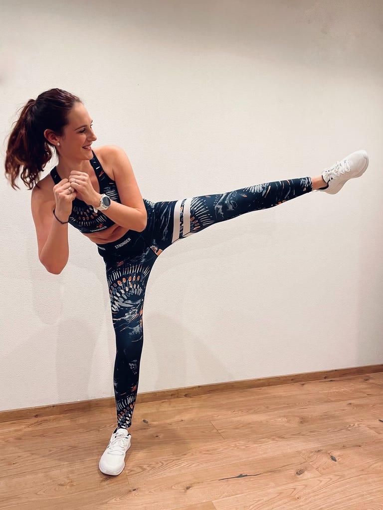 Trainerin Jessica Schaumberger